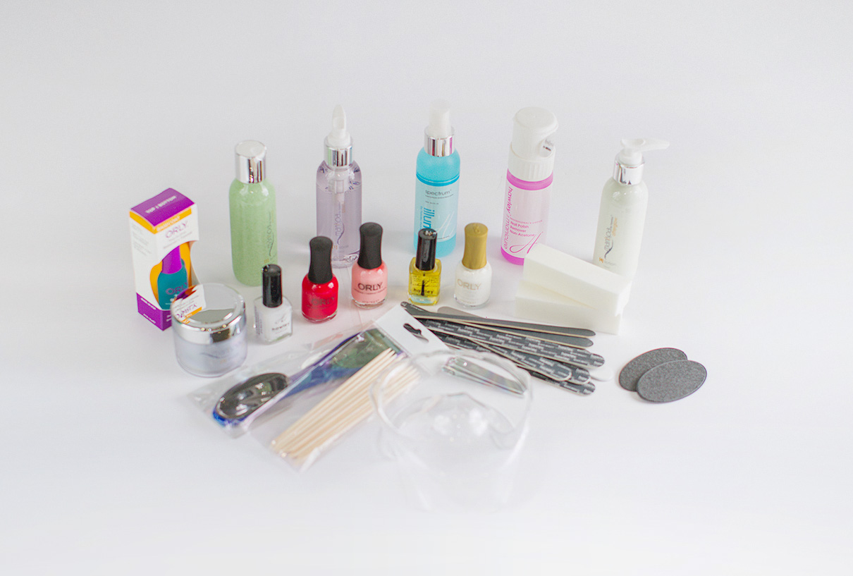 Professional Gel and Acrylic Nail Kit | Open Colleges
